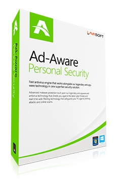 Lavasoft Ad-Aware Personal Security