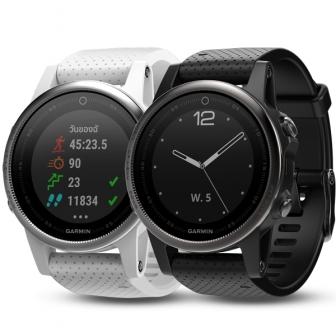 Garmin Fenix 5S (นาฬิกาอัจฉริยะแบบ Multisport สำหรับนักกีฬา และนักผจญภัย)