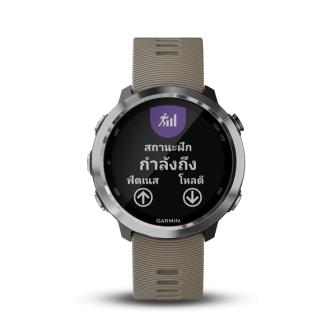 Garmin Forerunner 645 Music (นาฬิกาวิ่ง GPS พร้อมฟังเพลง)