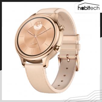 TicWatch C2 - 18mm (นาฬิกาอัจฉริยะ ตัวเรือนสเตนเลส ตรวจจับการออกกำลังกายได้ สายนาฬิกา 18 มม.)