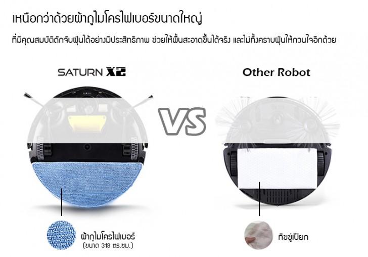 Mister Robot SATURN X2