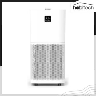 AUTOBOT Smart Air Purifier (เครื่องฟอกอากาศ ทำงานเงียบ วัดปริมาณ PM2.5 สั่งงานผ่านแอปฯ)