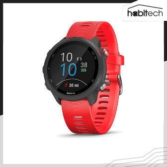 Garmin Forerunner 245 Music (นาฬิกาอัจฉริยะ มี GPS วิ่งออกกำลังกายพร้อมเสียงเพลง)