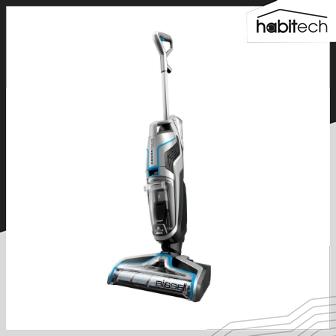 BISSELL CrossWave Cordless (เครื่องทำความสะอาดพื้น ดูด ล้าง เช็ดแห้ง ใช้งานแบบไร้สาย)