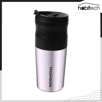 THOMSON Portable Electric Coffee Grinder (เครื่องบดเมล็ดกาแฟไฟฟ้าพกพา บดอัตโนมัติ เลือกระดับความละเอียดได้)