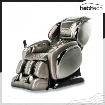 RESTER VP EC-623 (เก้าอี้นวดไฟฟ้าเกรดพรีเมี่ยม นวดคอ ไหล่ หลัง แขน สะโพก ก้น น่อง เท้า มีลำโพงบลูทูธฟังเพลงตอนนวด)