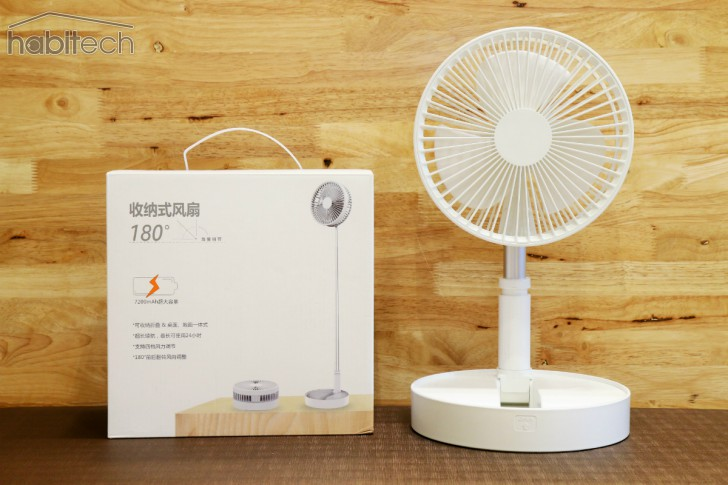 Foldable Fan P9