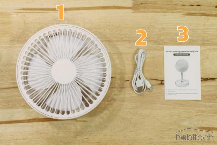 Foldable Fan S300