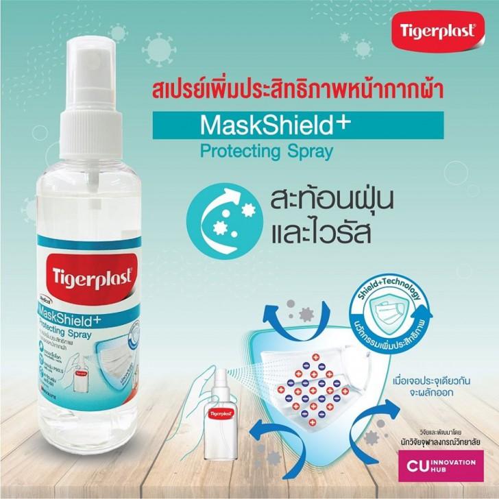 Tigerplast MaskShield Plus Protecting Spray