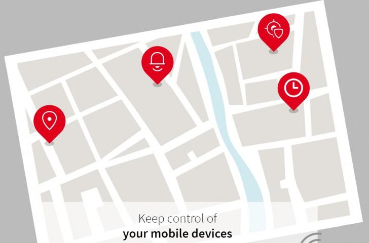 แอปพลิเคชันแอนตี้ไวรัส G DATA Mobile Security for Android