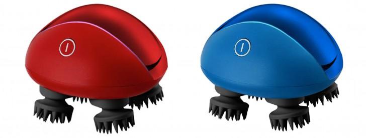 breo Scalp Mini Red / Blue (สีแดง / สีน้ำเงิน)