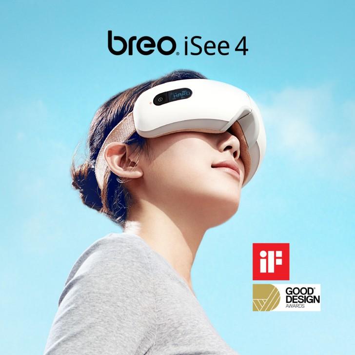 breo iSee4 Eye Massager