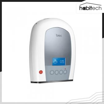 breo iPalm 520 Hand Massager (เครื่องนวดมือไฟฟ้าพกพา นวดกดจุด ลดอาการนิ้วล็อก มือชา)