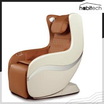 RESTER Rocket EC-260R (เก้าอี้นวดไฟฟ้าแบบโซฟาเดี่ยว มีลำโพง Bluetooth ดีไซน์สวย ประหยัดพื้นที่)