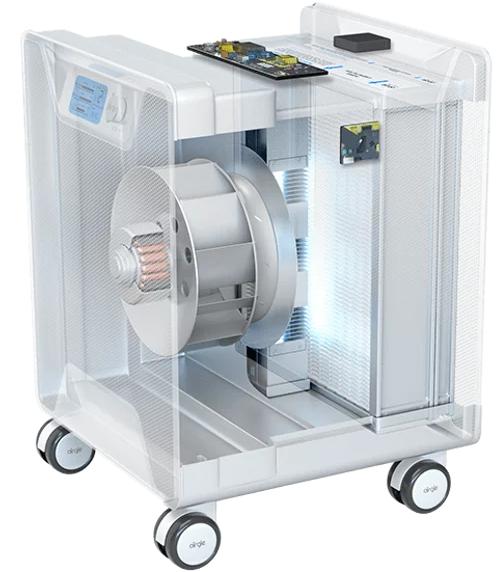 Airgle AG900 Air Purifier