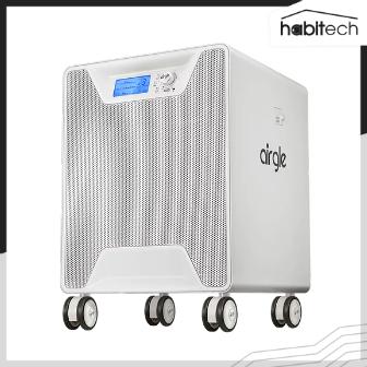 Airgle AG600 Air Purifier (เครื่องฟอกอากาศ จากอเมริกา กรองฝุ่น 0.003 ไมครอน พร้อมแสง UV สำหรับห้อง 70 ตร.ม.)