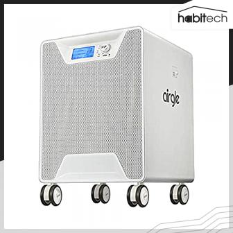 Airgle AG900 Air Purifier (เครื่องฟอกอากาศ จากอเมริกา กรองฝุ่น 0.003 ไมครอน พร้อมแสง UV สำหรับห้อง 143 ตร.ม.)