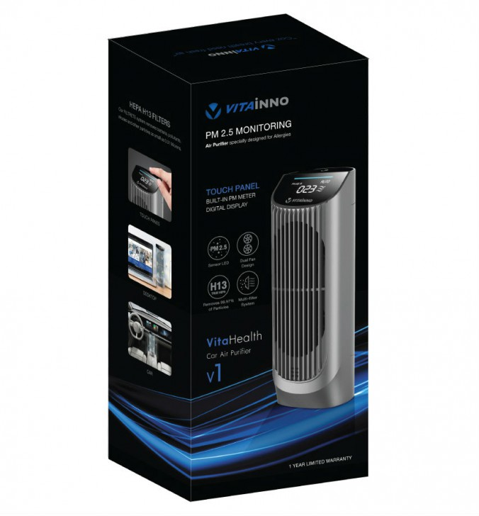 Vitainno VITA-HEALTH V1 Car Air Purifier