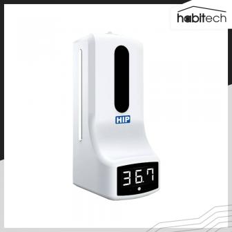 HIP Infrared Thermometer K9 Pro (เครื่องวัดอุณหภูมิร่างกายผ่านทางมือ แบบไร้สัมผัส พร้อมจ่ายแอลกอฮอล์อัตโนมัติ)