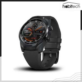 TicWatch Pro 4G LTE (นาฬิกาอัจฉริยะ รองรับ 4Gสำหรับใส่ว่ายน้ำ ออกกำลังกายติดตามการนอนหลับได้)