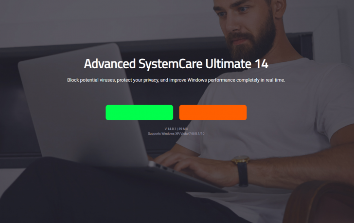 IObit Advanced SystemCare 14 Ultimate