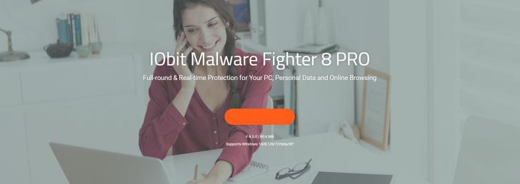 IObit Malware Fighter 8 PRO