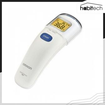 OMRON-MC-720-Forehead-Thermometer (เครื่องวัดไข้แบบยิงหน้าผาก เครื่องวัดอุณหภูมิน้ำนมให้ทารก เครื่องวัดอุณหภูมิห้อง แบบ 3-in-1)