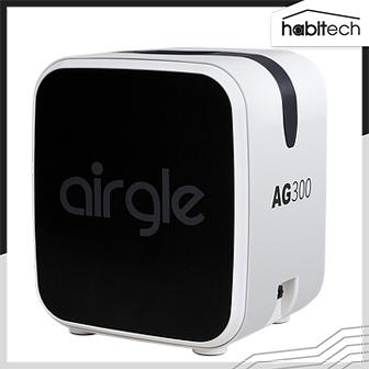 Airgle AG300 Air Purifier (เครื่องฟอกอากาศเกรดการแพทย์ขนาดเล็ก แผ่นกรองอากาศ cHEPA สำหรับพื้นที่ 36 ตารางเมตร)