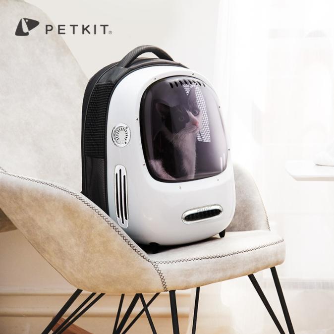 กระเป๋าเป้ใส่แมว หมา PETKIT Eversweet Travel Backpack