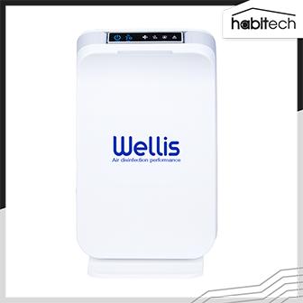 Wellis Air Disinfection Purifier (WADU-02) (เครื่องกำจัดเชื้อโรค ไวรัส สารพิษ ในอากาศ และ บนพื้นผิว รองรับพื้นที่ 50 ตารางเมตร)