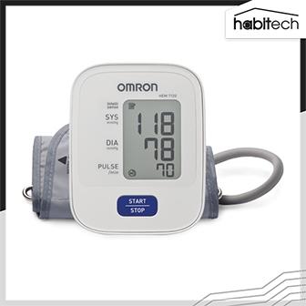 OMRON HEM-7120 (เครื่องวัดความดันโลหิตดิจิตอล แบบสอดแขน รุ่นพื้นฐาน วัดค่าแม่นยำ)
