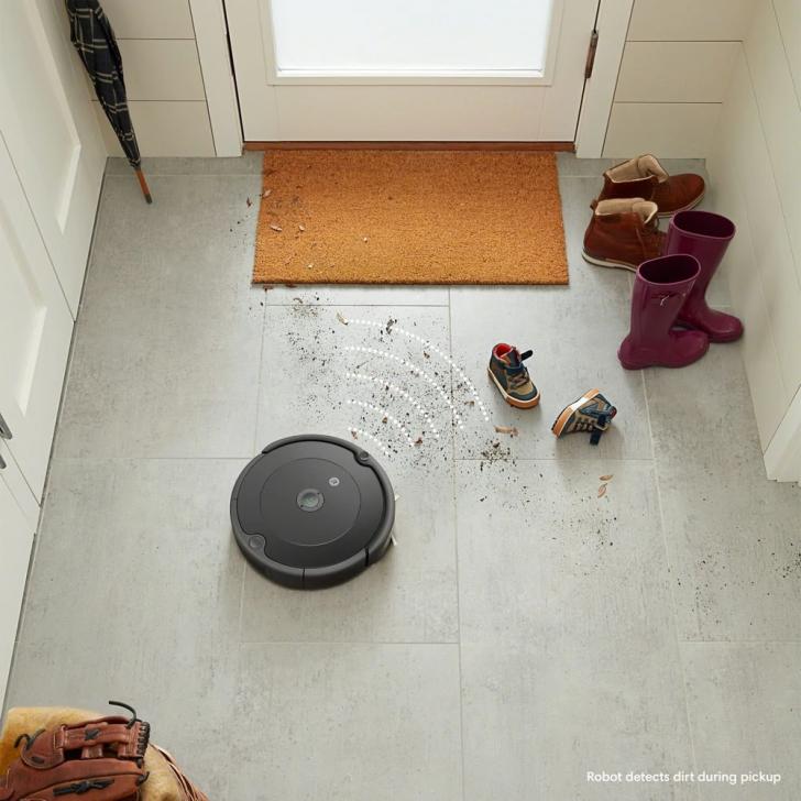หุ่นยนต์ดูดฝุ่น iRobot Roomba 692