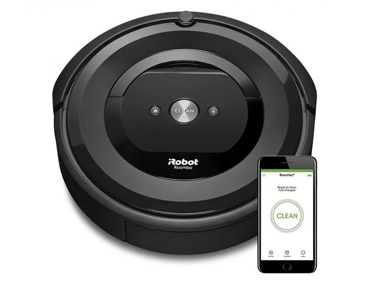 หุ่นยนต์ดูดฝุ่น iRobot Roomba e5