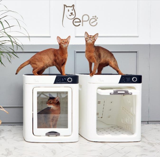 ตู้อบขนแมว ขนหมา PePe Pet Dry Room