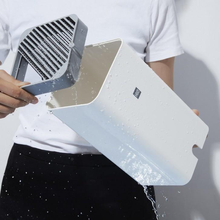 เครื่องทำความสะอาดมีด ตะเกียบHuohou UV Automatic Sterilization Knife Holder