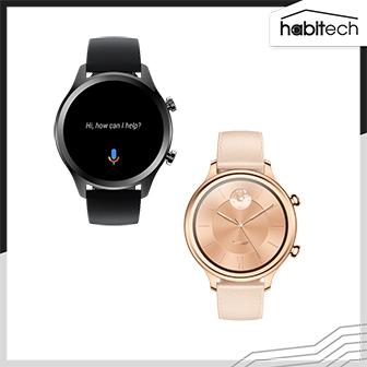 TicWatch C2+ (นาฬิกาอัจฉริยะ นาฬิกาสุขภาพ โหมดกีฬามากมาย ใช้ระบบ WearOS)