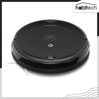 iRobot Roomba 692 (หุ่นยนต์ดูดฝุ่น ระบบทำความสะอาด 3 ขั้นตอน ใช้งานผ่านแอปฯ สั่งงานด้วยเสียงได้)