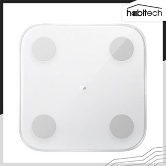 Xiaomi Mi Body Composition Scale 2 (ประกันศูนย์ไทย) (เครื่องชั่งน้ำหนักอัจฉริยะ Xiaomi วัดองค์ประกอบร่างกาย เชื่อมต่อแอปฯ ได้)