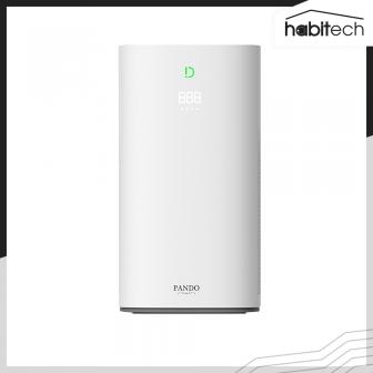 Pando Air D Plus Air Purifier (เครื่องฟอกอากาศ สร้างอากาศบริสุทธิ์ด้วยประจุไฟฟ้าลบ ทำงานเงียบ)