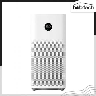 Xiaomi Mi Air Purifier 3H (ประกันศูนย์ไทย) (เครื่องฟอกอากาศ สำหรับพื้นที่ 45 ตารางเมตร หน้าจอระบบสัมผัส เชื่อมต่อแอปฯ ได้)