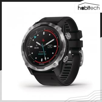Garmin Descent Mk2 (นาฬิกาอัจฉริยะ นาฬิกาดำน้ำ ระดับสูง รองรับการออกกำลังกายหลายประเภท)
