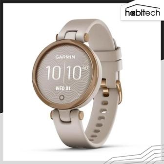 Garmin Lily (นาฬิกาอัจฉริยะ ดีไซน์คลาสสิก ติดตามข้อมูลสุขภาพ การนอนหลับ ความเครียดได้)