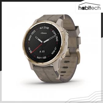 Garmin Fenix 6S (นาฬิกาอัจฉริยะ Multisport สำหรับออกกำลังกาย และการใช้ชีวิตกลางแจ้ง หน้าปัด 42 มม.)