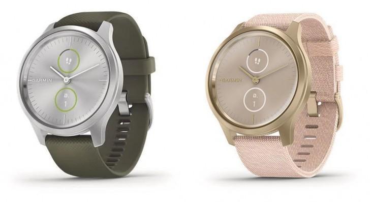 นาฬิกาอัจฉริยะ Garmin vívomove Style