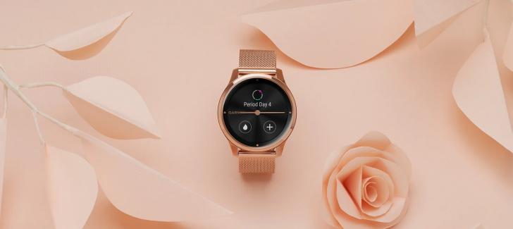 นาฬิกาอัจฉริยะ Garmin vívomove Luxe