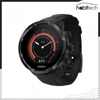 SUUNTO 9 BARO (นาฬิกาอัจฉริยะ ออกกำลังกาย Multisport กว่า 80 รูปแบบ มี GPS มี Barometer วัดระดับความสูง ดูสภาพอากาศ)